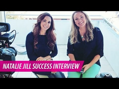 Natalie Jill   How to Become a Successful Fitness Entrepreneur   with Kelsey Humphreys