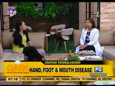 Understanding Hand,  Foot & Mouth Disease