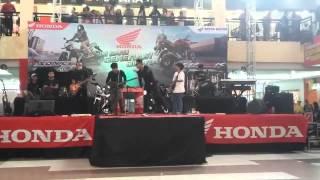 Antermoe - Sumpah satu hati (Honda's Jingle) & Bising (Jamrud Cover)