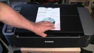 How to set up The NEW CANON Pixma PRO 100! Setup and Basic Use
