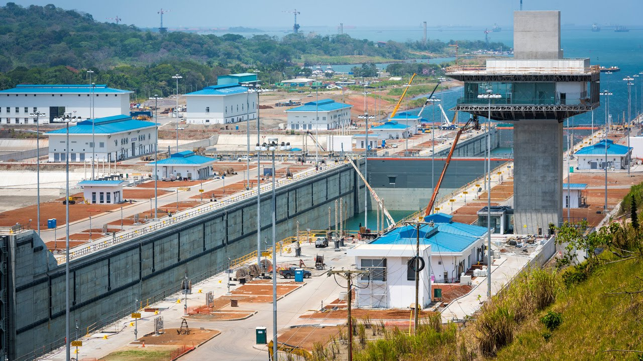 Panama Canal With Technology From Bosch Rexroth - Youtube-7625