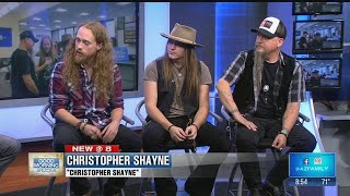 Viral Southwest Airline rockers join us in studio