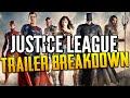 Justice League   Trailer Reaction & In-Depth Breakdown