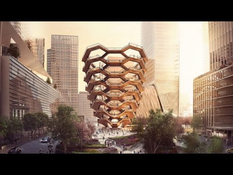 Hudson Yards 'Vessel' Reveal Film