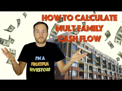 Multi Family Real Estate Investing: How To Calculate Cash Flow For Beginners