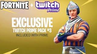Season 5 twitch prime fortnite