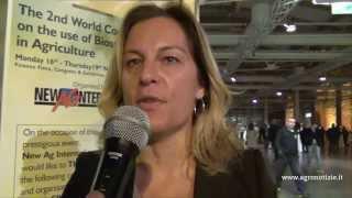 Congresso Biostimolanti a Firenze - assessore Fratoni