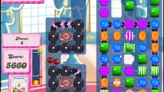 Candy Crush Saga Level 2736 - NO BOOSTERS