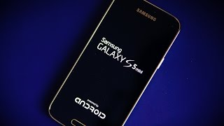Обзор Samsung Galaxy S5 mini