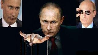 """Большое разоблачение Владимира Путина: """"Искусство манипуляции обезъянками"""""""