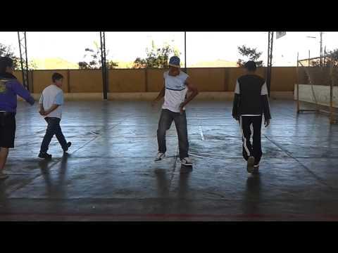 ENSAIO DA MUSICA Madcon Beggin' STEP UP 3D (Lucas Cainã , Damião Silvério E wander