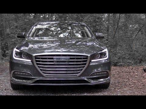 2018 Genesis G80 Review