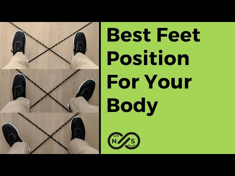 Best Feet Position For Your Body – Golf Set Up