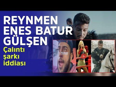Reynmen Enes Batur Un Dolunay Sarkisi Gulsen In Sarkisina Benziyor Dedi Peki Gulsen Ne Dedi Youtube
