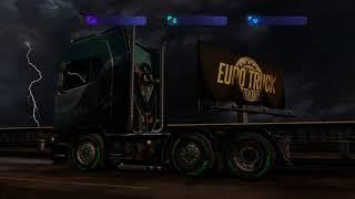 Die Blo Ba Logistik rollt durchs Land.