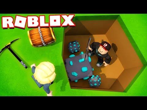 MINECRAFT SYMULATOR W ROBLOX! (Mining Simulator) | Vito i Bella