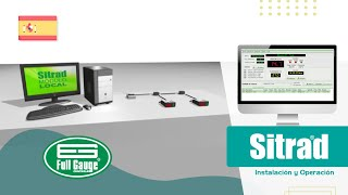 Sitrad - Full Gauge Controls - Instalación y Operación - Español