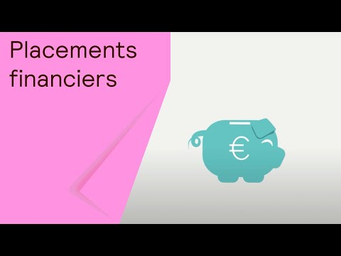 Placements financiers au travers des supports d'investissement des contrats d'assurance vie