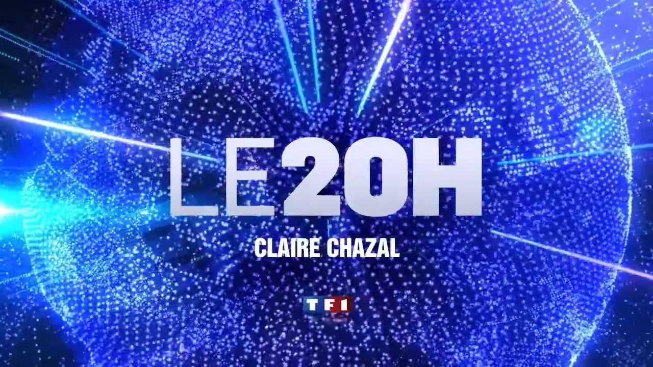 Générique JT TF1 LE20H (FICTIF) - YouTube