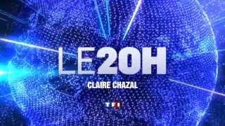 Générique JT TF1 LE20H (FICTIF)