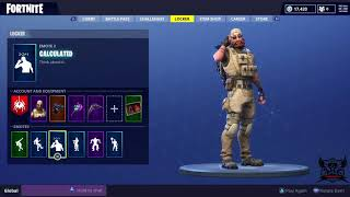 Fortnite New Season 5 Battle Pass SLEDGEHAMMER Skin + the new emotes