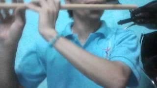học thổi sáo bài khúc cảm tạ