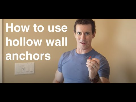 Use an Awl to Punch Holes in Drywall and Forget the Dust