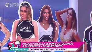 "Nicola Porcella ""destruyó"" a Ivana Yturbe: ""Alto en ser extra"""