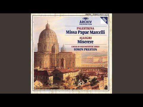 Palestrina: Missa Papae Marcelli - Kyrie