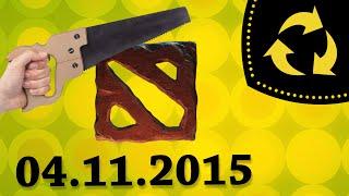 Обновление Dota 2 от 4 ноября. Таблица лидеров