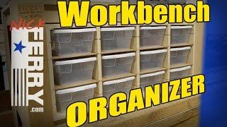 Ⓕ Workshop Organizers Storage (ep73)