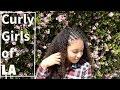 Capture de la vidéo Curly Girls In La Natural Hair Tatyana Ali