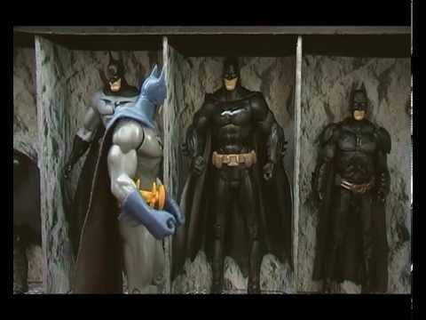 BATMAN Toy Adventures Episode One