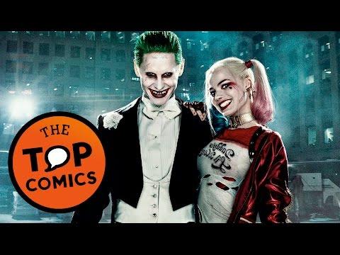 Las escenas nunca vistas de Harley y Joker l Suicide Squad