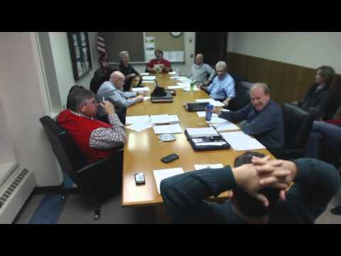 12-21-15 Streets,  Parks & Davis Shai & Finance committee