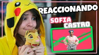 ROAST YOURSELF CHALLENGE l SOFIA CASTRO  *REACCIÓN*