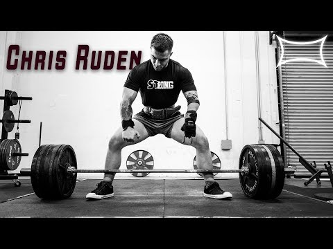 Chris Ruden - The Seven Fingered, Diabetic Powerlifter
