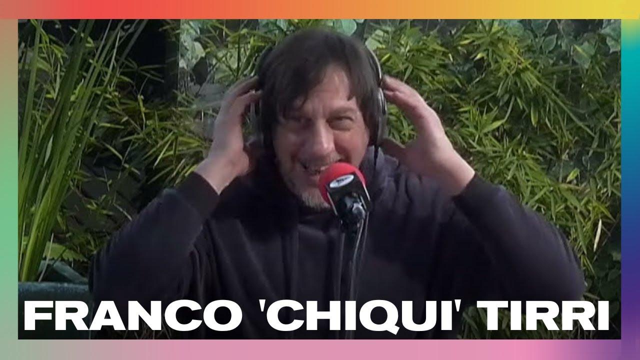 "Download Franco Tirri, ""Chiqui"" de Okupas, nos visitó en #TodoPasa"