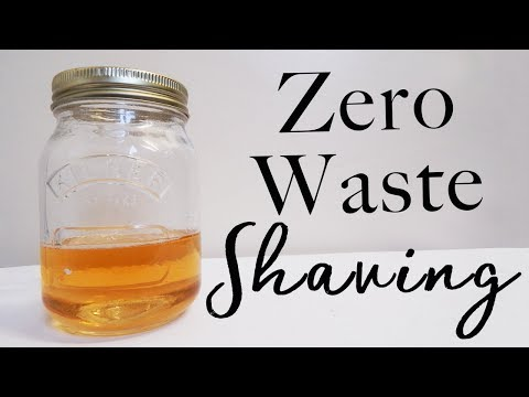 How To Sugar Wax At Home   Zero Waste Shaving