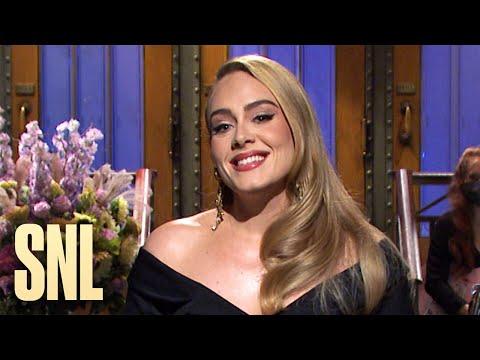 Adele Monologue - SNL