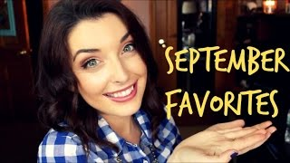 September Beauty Favorites - Better Late Than Never! Thumbnail