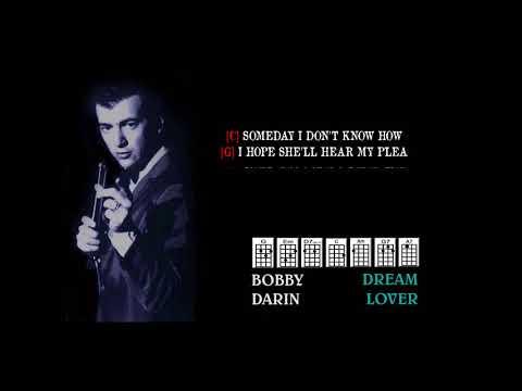 Bobby Darin ~ Dream Lover.....(Ukulele Play-Along w/Easy Chords)