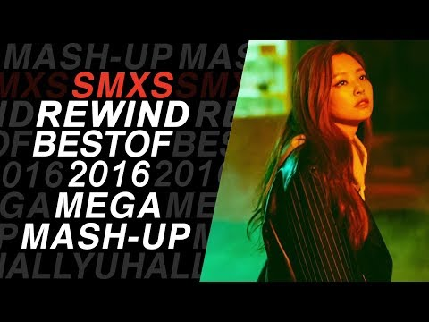 SHIMMixes | REWIND 2016: A K-POP SMASH-UP
