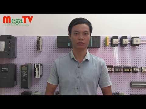 Lập trình PLC FX3U điều khiển nhiều Biến tần bằng truyền thông FX3U-485BD RS485