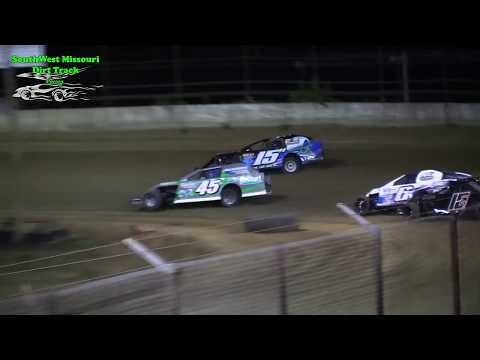 Midwest Modifieds Heat Races - @ Lebanon Midway Speedway 5-11-2018