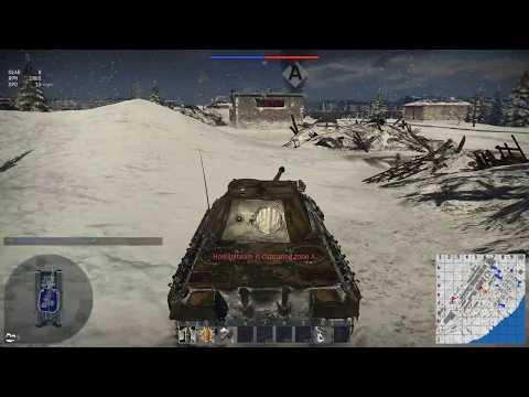 War Thunder: Panther x1 Kill of 6