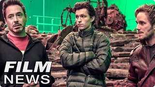 AVENGERS: Infinity War - Team THOR Teil 2 - FILM NEWS