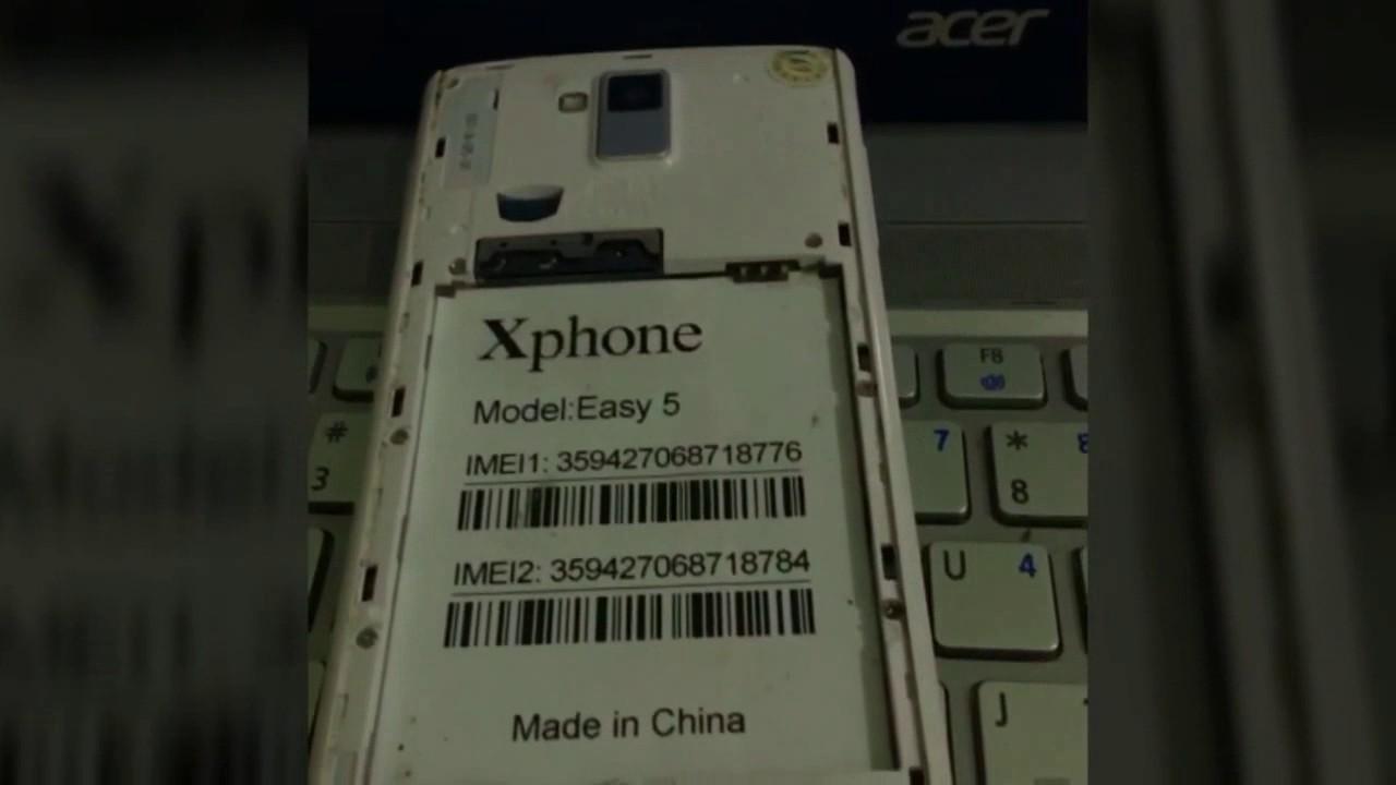 Rom gốc stock PAC XPhone Easy 5 Spreadtrum SC77xx diệt virus  cứu treo logo unbrick