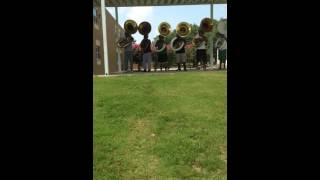 Jim Hill Tuba Dawgs 2014-2015