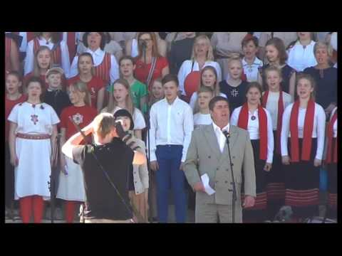 Kose Parish The song - and dance party 20 May 2017
